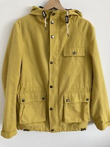 Plectrum Ben Sherman Yellow Fisherman's Jacket Small Oi Polloi