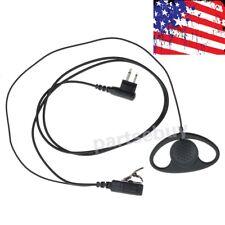 Auricular Auricular Auricular micrófono para Motorola Cls serie CLS1110 CP100 CLS1410