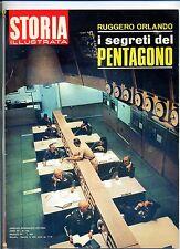 STORIA ILLUSTRATA#MAGGIO 1971 N.162#I SEGRETI DEL PENTAGONO#NAPOLEONE#Mondadori