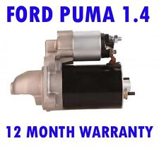 FORD PUMA 1.4 1.6 1.7 COUPE 1997 1998 1999 2000 2001 2002 RMFD STARTER MOTOR