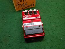 DOD Digitech FX53 Classic Tube Overdrive Rare Vintage Guitar Effect Pedal