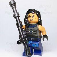 Star Wars LEGO® Cara Dune Republic Shock trooper The Mandalorian Minifig 75254