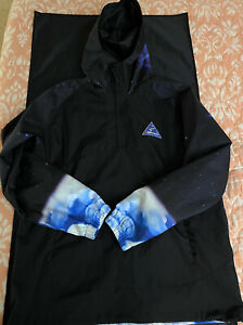 Ripndip Galaxy Gypsy Jacket Sz Xl RARE Lot Black Pull Over