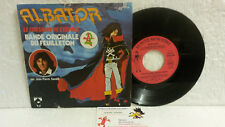 45T BO Albator 78 LP Vinyle J-P Savelli CD EMI Charden Barbelivien TOEI Récré A2