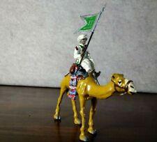 All Soldiers Meharist in Libia portastendardo metal toy soldiers soldatini