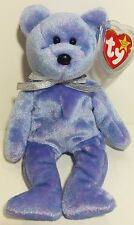 "TY Beanie Babies ""CLUBBY II (2)"" BBOC Exclusive Teddy Bear - MWMTs! A MUST HAVE!"