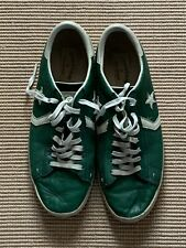 Limited Edition Converse JV Green John Varvatos low sneaker Size UK11