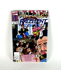 Bill And Ted's Excellent Comic Book #1 | Marvel Comics | NM/Mint!