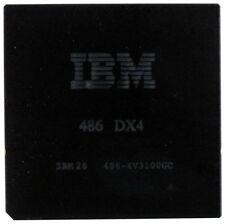 Vintage CPU IBM 486DX4 IBM26 [6973]