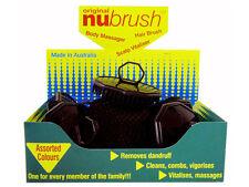 NU BRUSH - BOX OF 12 BLACK