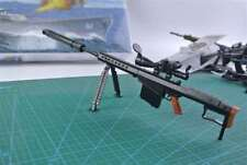"""1/6 Scale M82A1 Barrett Sniper Rifle Gun Model Weapons For 12"""" Action Figure"""