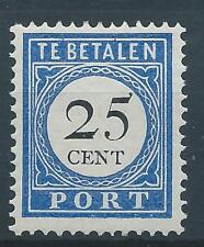 1894TG Nederland Portzegel P26 postfris, mooie zegel zie foto's..