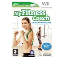 My Fitness Coach: Cardio Workout Wii NEW And Sealed (Nintendo Wii, 2009)