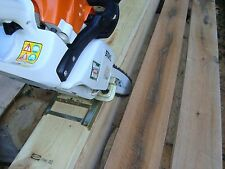 HADDON LUMBERMAKER CHAINSAW MILL MADE IN USA FOR LOG HOME BEAMS BOARDS NEW