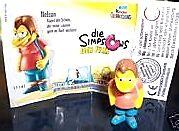 """""""Die Simpsons"""" 2007 Nelson mit BPZ deutsch"""
