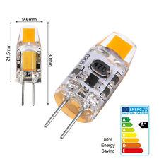 G4/G9 LED Bulb AC DC12V 110V 220V Dimmable Warm/Cool White Led  Replace Halogen
