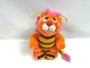 "1984 Wuzzles BUMBLELION Bumble Bee Plush Hasbro Softies Stuffed Animal 12"" Vtg"