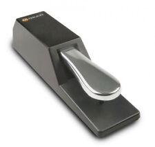 Genial authentisches Sustain Keyboard Pedal M-Audio SP-2 - klassisch verchromt