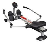 Stamina Body Trac Glider Rowing Machine w Compact Footprint - Sturdy Steel Frame
