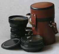 Soviet Russian Lens Mir-3B 3,5/65mm, Pentacon Six, Full Set, Great condition