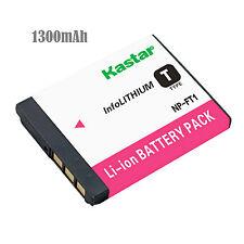 1x Kastar Battery for Sony NP-FT1 Cyber-Shot DSC-T5 DSC-T9 DSC-T10