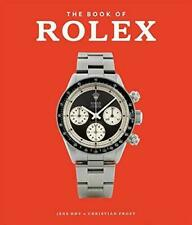 The Book of Rolex Hardback Jens Hoy Christian Frost
