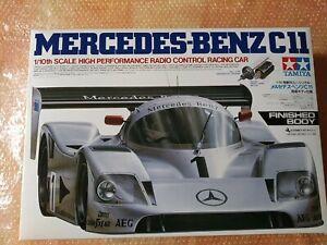 Tamiya Mercedes C11 #58351 NIB