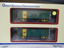 Orient Express Reproductions Aust National ABBA/ABAA Vans twin pack OR340 BNIB