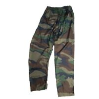 DPM Waterproof Over Trouser Camouflage Camo Hiking Work Lightweight Pant