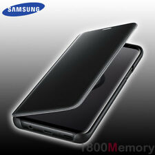 Samsung 1091101381 Galaxy S9 Plus Clear View Standing Cover - Black