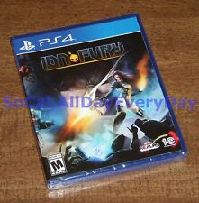 Ion Fury by Limited Run Games (PlayStation 4 Physical USA Version) BRAND NEW ps4