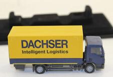 """Wiking 774 28 Pritschen-Lkw (MAN TGL) Control87 - """"Dachser""""   1:87 NEU 077428"""