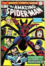 AMAZING SPIDER-MAN# 135 Aug 1974 2nd Punisher Origin Tarantula MVS KEY: 9.4 NM.