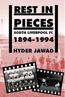 """MEGA RARE: """"Rest In Pieces: South Liverpool Football Club"""" book by Hyder Jawad"""