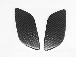 Carbon Stickers Side Markers Reflector Cover For 02-03 Subaru Impreza WRX