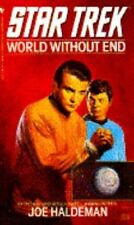 Star Trek/Worl Without End By Joe Haldeman PB 1993