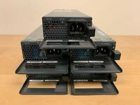 5 x Cisco C3KX-PWR-350WAC AC Power Supply for 3750X/3560X Switches FOR PARTS