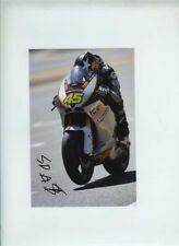 Scott Redding Suter Moto GP French GP 2010 Signed Photograph