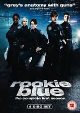 Rookie Blue Season 1 DVD New Sealed