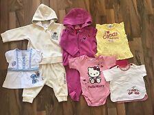 Mädchen Paket Gr.62/68 von Hello Kitty, Topomini, Lupilu,Babies us