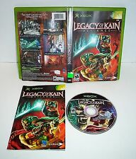Legacy of Kain: Defiance   XBOX Original     Complete
