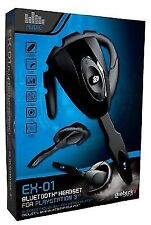 Gioteck Ex-01 Bluetooth Headset for Ps3 PlayStation 3