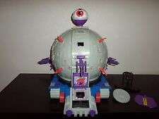 TMNT TECHNODROME 100% COMPLETE PLAYSET TEENAGE MUTANT NINJA TURTLES