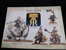 Warhammer AoS Ironjawz Smasha Boyz Warscroll Battalion Sheet
