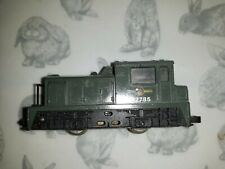 Lima N Guage BR 0-4-0 Diesel Shunter D2785 in BR green