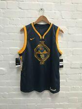 Golden State Warriors Nike Kid's NBA Basketball Jersey 18-20 Years CBA Tips NWD