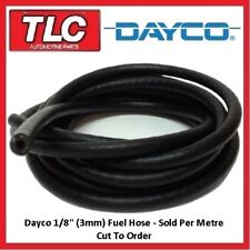 "Dayco 80051 1/8"" (3mm) I.D. Fuel Line Hose Sold Per Metre Cut To Length"