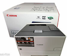 Canon Wireless WiFi Network Fast Color Laser Printer for Mobile Tablet PC Mac