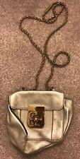 Chloe Gold Mini Handbag