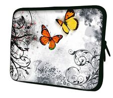 "LUXBURG 10"" Inch Design Laptop Notebook Sleeve Soft Case Bag Cover #CP"